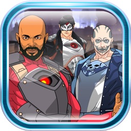 Super-Hero Squad Creator– Dress Up Games for Free