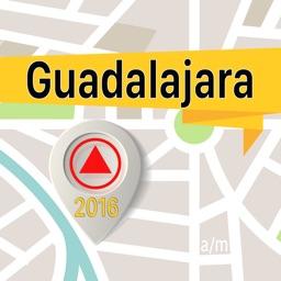 Guadalajara Offline Map Navigator and Guide