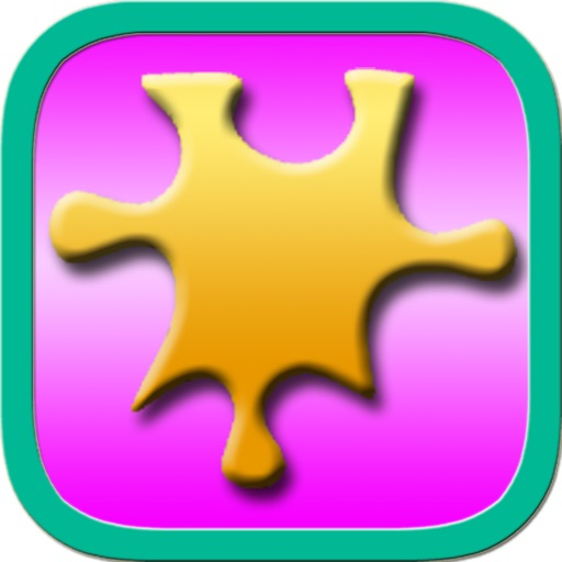 My Beautiful Jigsaw Puzzle for family game with funny pictures daily jigsaw puzzle magic time for kids and adults iOS App