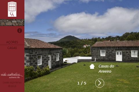 Casas Açorianas - náhled