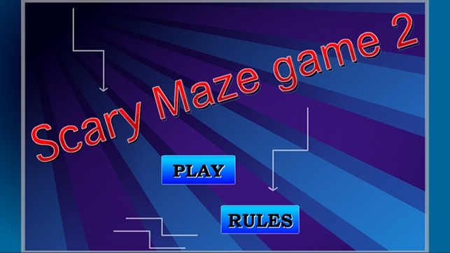 scary maze game 2 on the app store