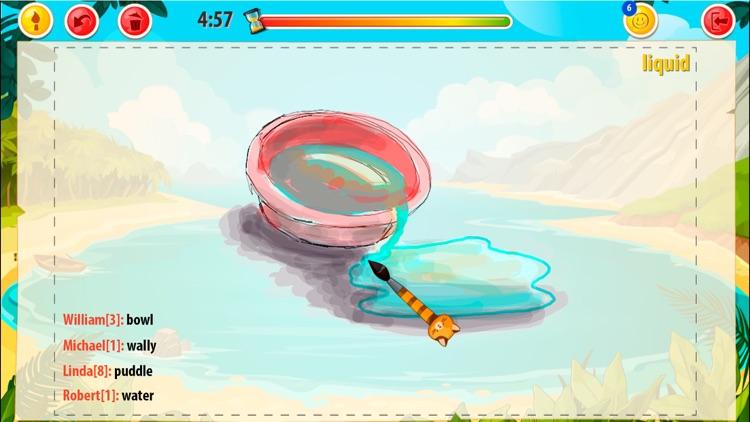 Draw & Guess Multiplayer screenshot-3
