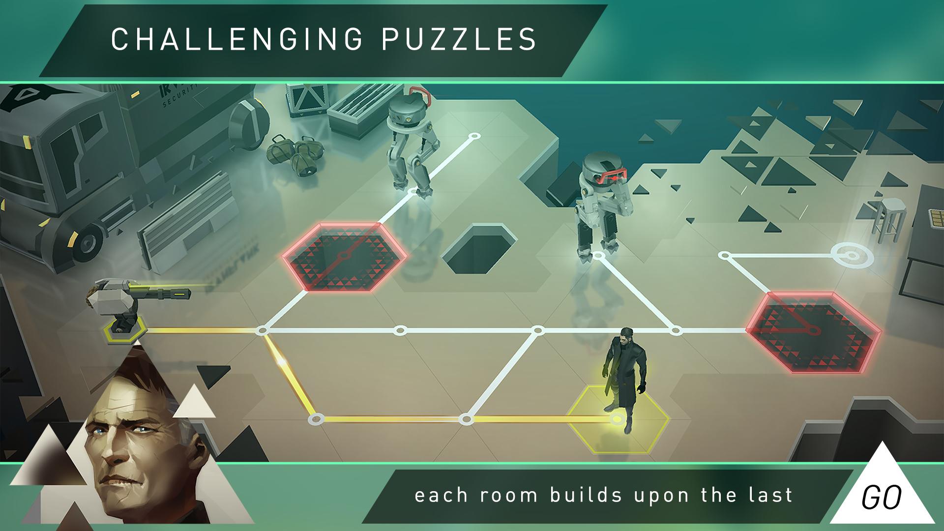 Deus Ex GO screenshot 12