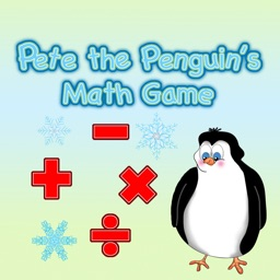 Pete the Penguin's Math Game