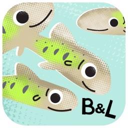 Run Salmon Run with Bobs & LoLo