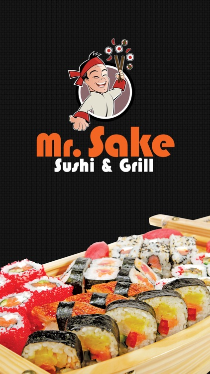 Mr. Sake