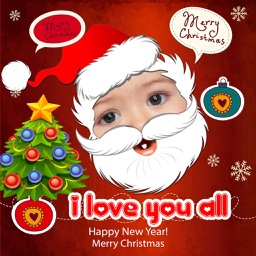 Xmas Photo Frames and Stickers Pro