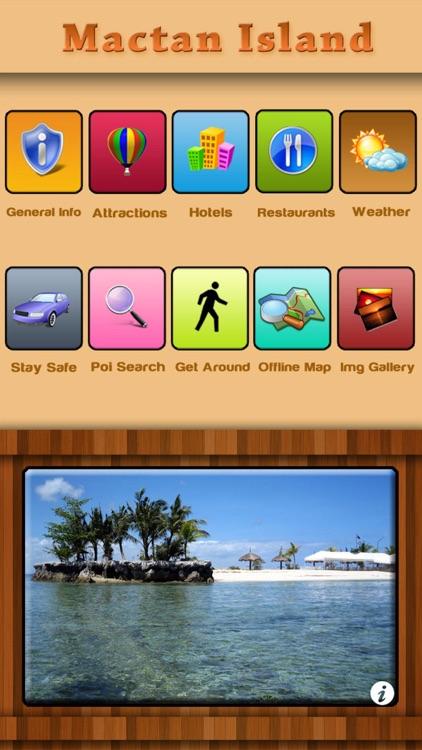 Mactan Island Offline Travel Guide