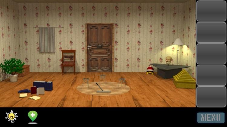 密室逃脱经典合集:逃出公寓房间系列1 - 史上最难的益智游戏 screenshot-3