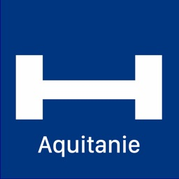 Aquitanie Hotels + Compare and Booking Hotel for Tonight with map and travel tour