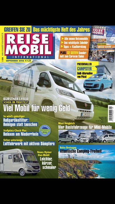 Reisemobil InternationalScreenshot of 1