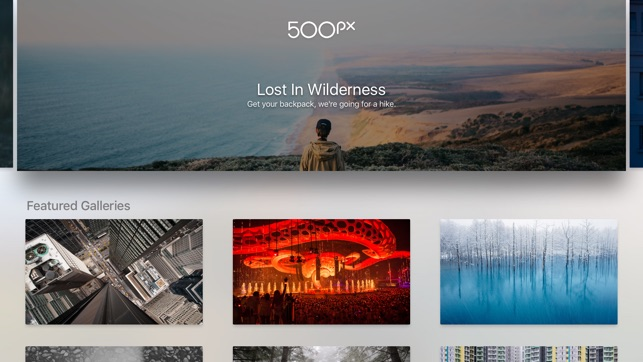500px – Photography on the App Store