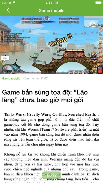 Gamehub - Mạng xã hội dành cho game thủ Việt screenshot one
