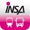 INSA mobile – the journey planner for public transport in Saxony-Anhalt and Mitteldeutscher Verkehrsverbund