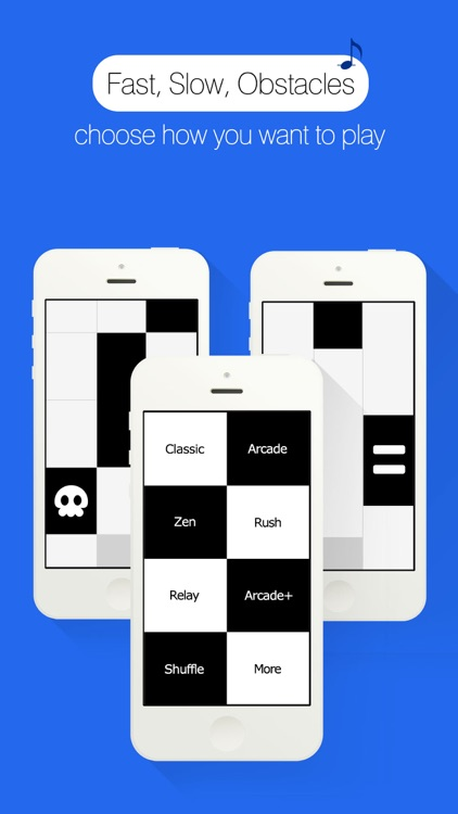 Piano Tiles (Don't Tap The White Tile) screenshot-2