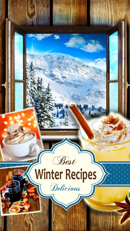 Christmas Recipes - Winter Drinks for Christmas & Holiday Season