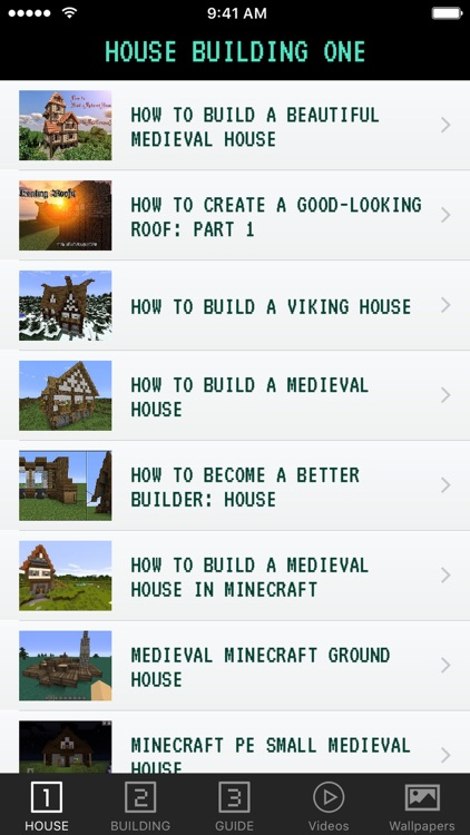 House Guide for Minecraft PE (Pocket Edition) screenshot-1