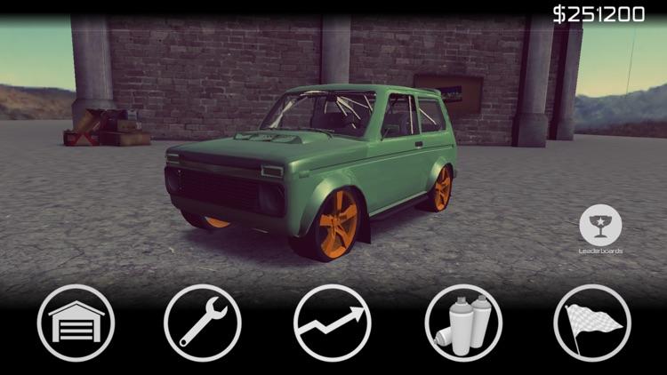 Drifting Lada Edition - Retro Car Drift and Race screenshot-3