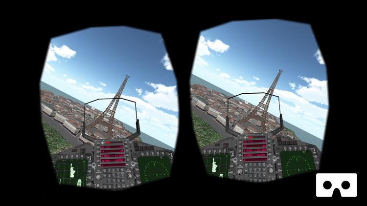 Aliens Invasion VR screenshot-4