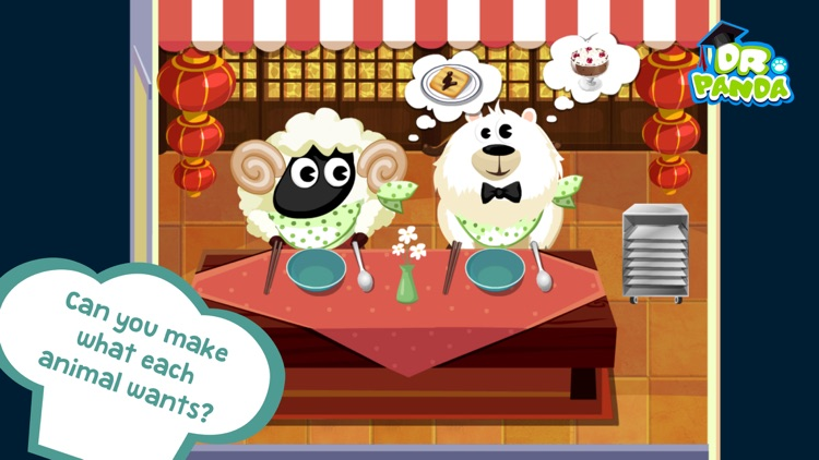 Dr. Panda's Restaurant screenshot-0