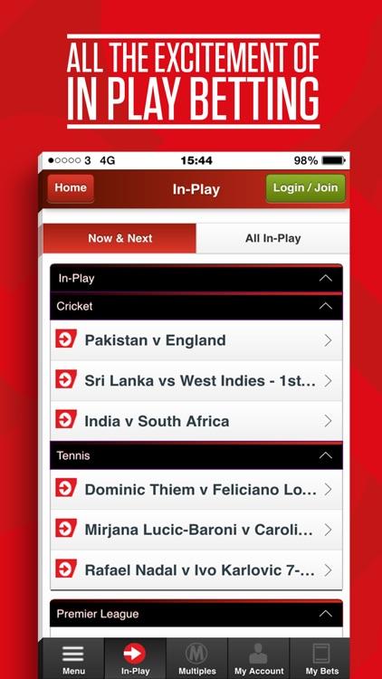 Ladbrokes Exchange: Mobile Exchange Sports Betting & Trading