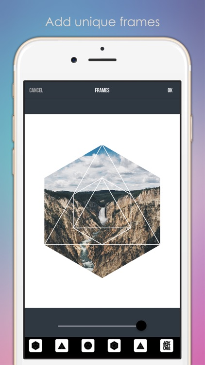 Photoroom Pro - Photo Editor with Custom Text Typography, Creative Artwork, Graphic Design Frames & Effects