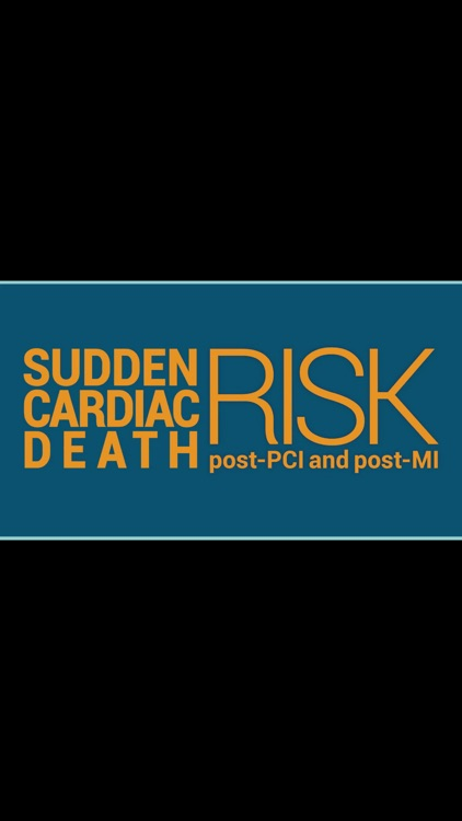 SCD Post-PCI Risk Calculator
