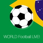 World Football with Video of Reviews and Video of Goals. 2014 icon