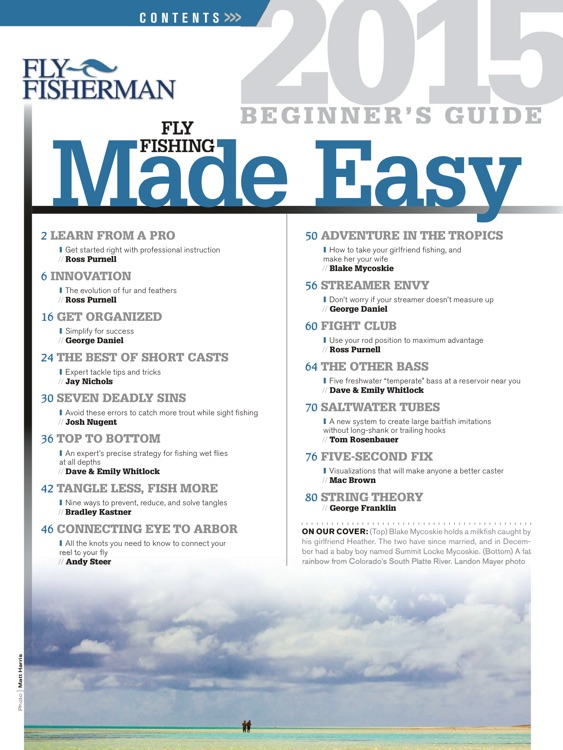Fly Fisherman Fly Fishing Made Easy