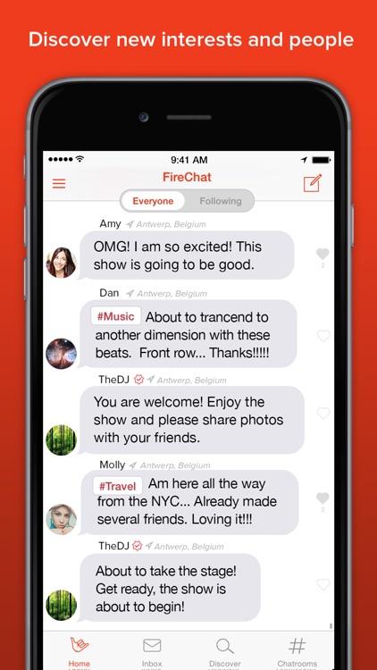 FireChat screenshot-3