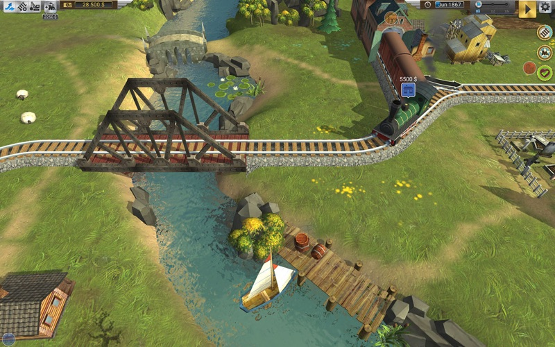 Train Valley Screenshots