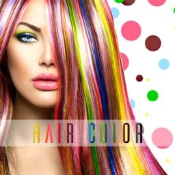 Hair Color Changer-Hair Style Salon