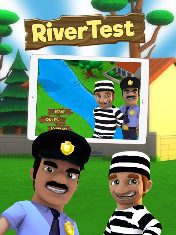 Screenshot #2 for The River Test™