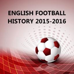 English Football History 2015-2016