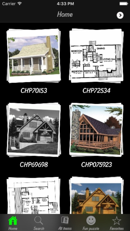 Cabin House Plans Info! screenshot-2