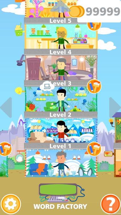 Big English Word Games screenshot-4