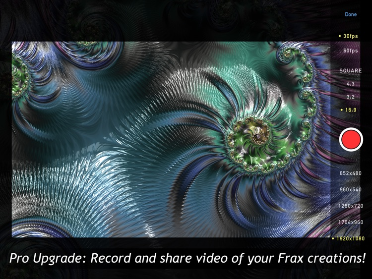 Frax HD - The First Realtime Immersive Fractals screenshot-4