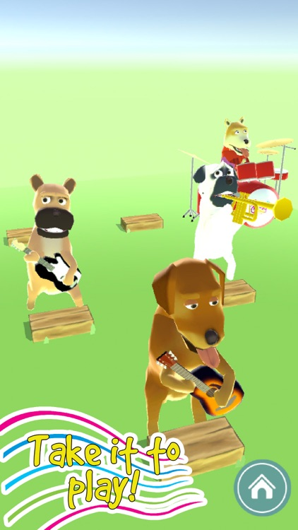 Dog Band! screenshot-2