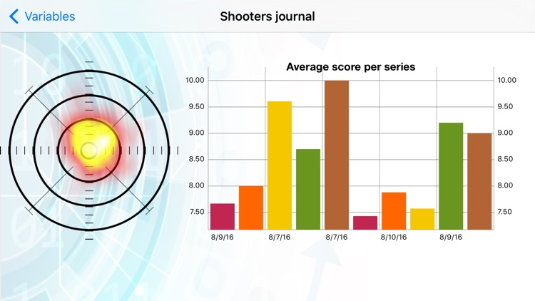 Shooters journal screenshot-3