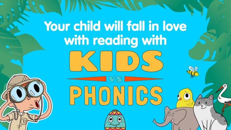 Kids vs Phonics - Help Your Kids Learn to Read screenshot-4