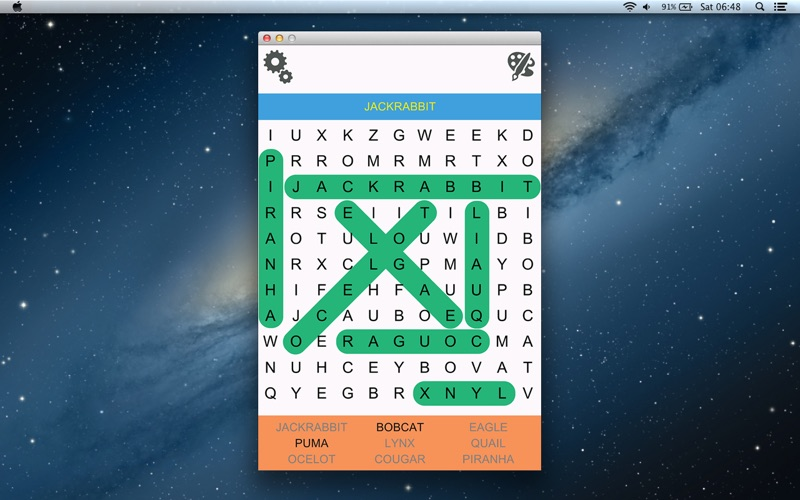 Word Search Epic Screenshot