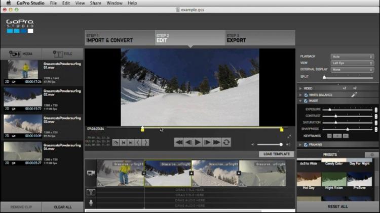 Control for GoPro + Studio screenshot-3