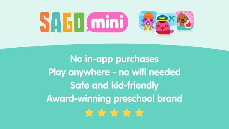 Sago Mini Puppy Preschool screenshot-4