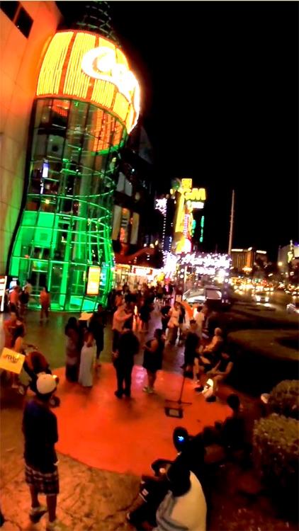 VR Las Vegas Strip South Walk Virtual Reality 360
