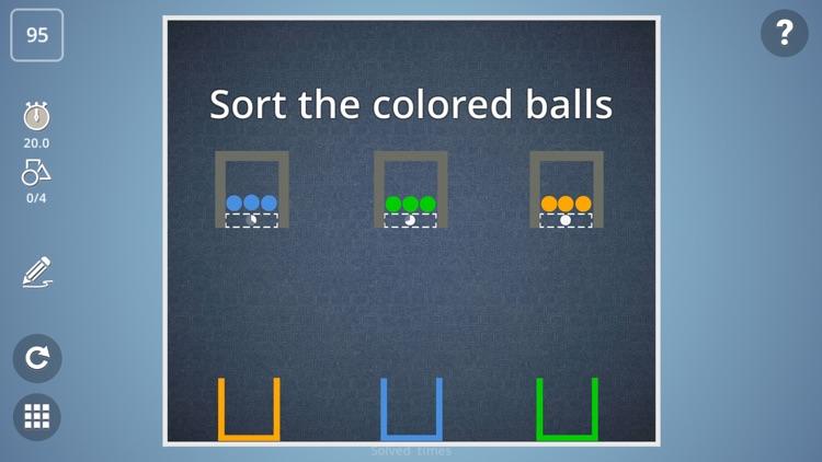 Brain It On! - Physics Puzzles screenshot-4