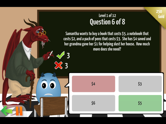 Dragon Egg Elementary Math — Practice Basic Math | App Price Drops