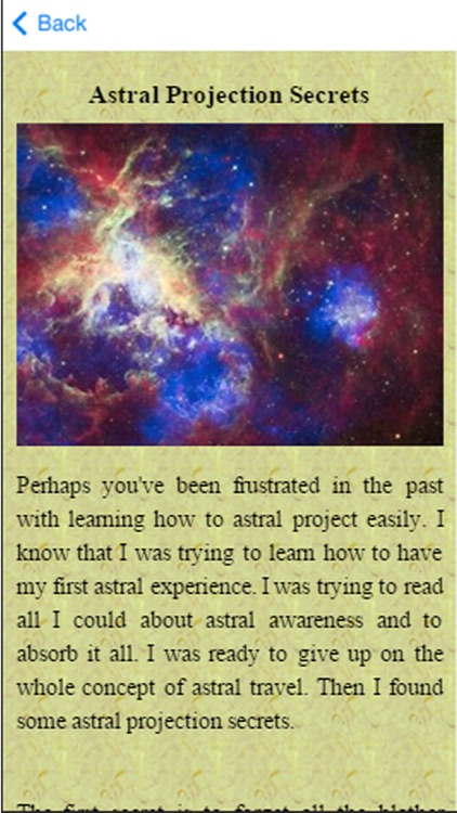 How To Astral Project