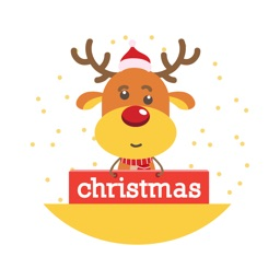 Holly Jolly Christmas Stickers
