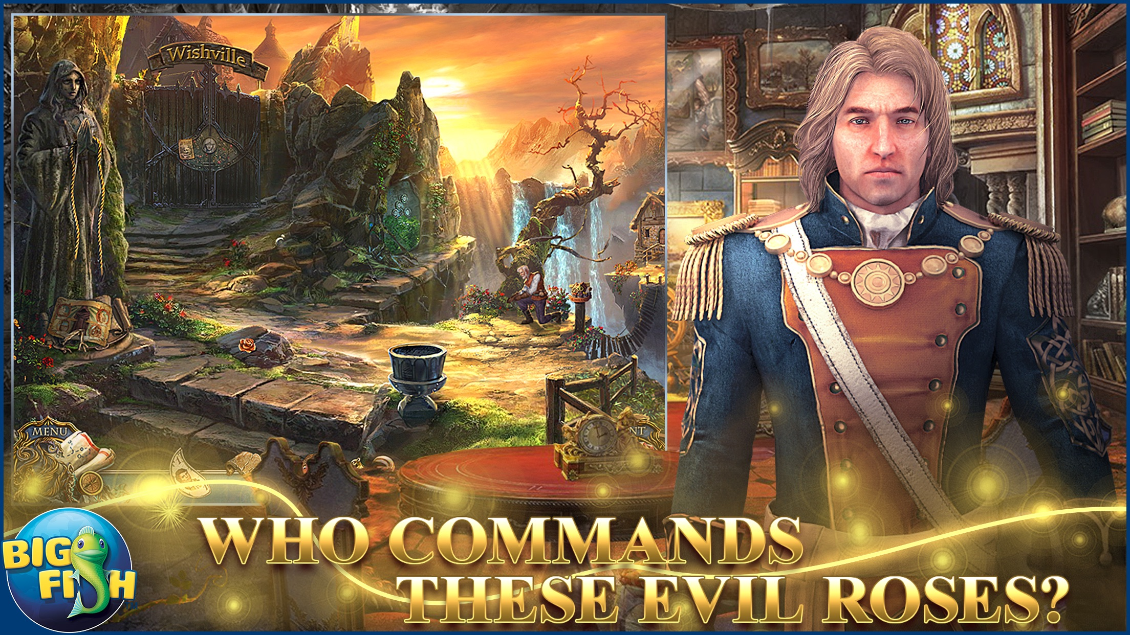 Living Legends Bound By Wishes A Hidden Object Mystery