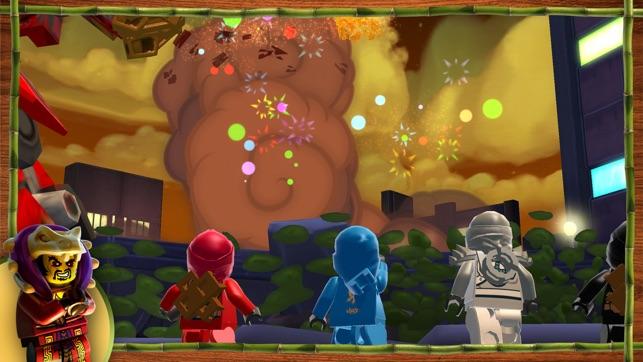 Lego Ninjago Schatten Des Ronin Im App Store